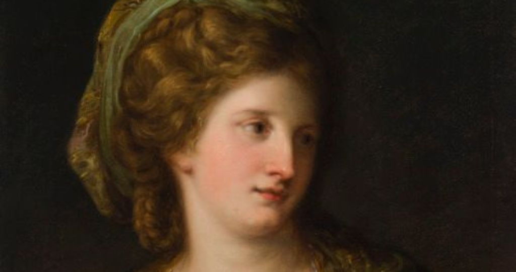 Angelica Kauffman: An Enterprising Artist in 18th-Century Britain (CANCELLED)