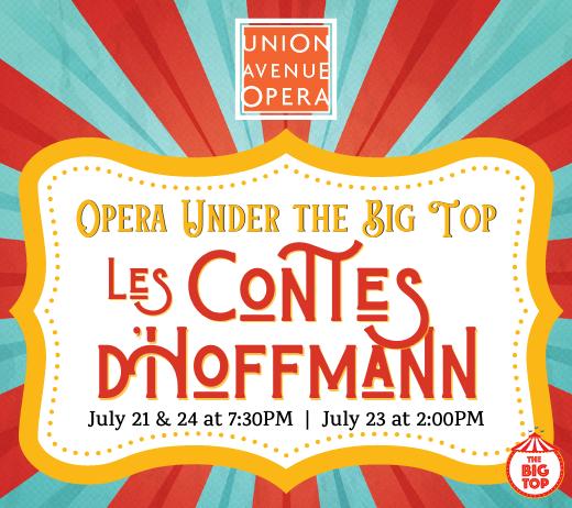 More Info for Les contes d'Hoffmann