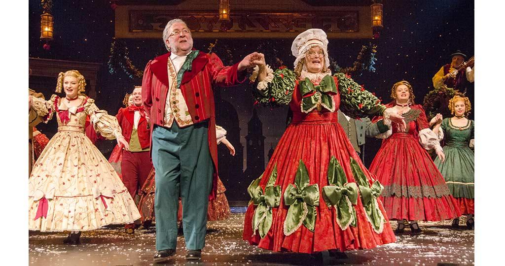 A Christmas Carol   The Fabulous Fox Theatre