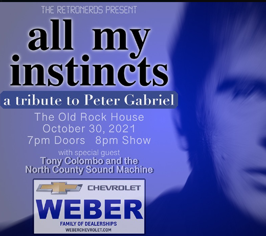 More Info for ALL MY INSTINCTS - A TRIBUTE TO PETER GABRIEL