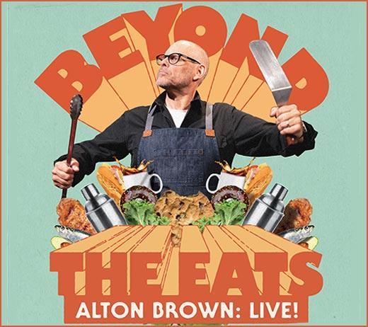 More Info for Alton Brown Live