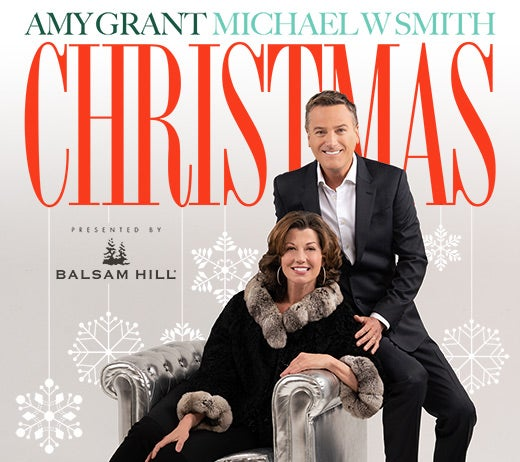 More Info for Amy Grant & Michael W Smith
