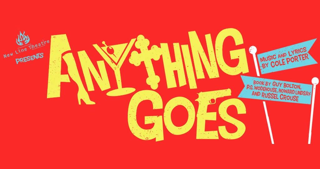 Lyric cole porter lyrics : Anything Goes | MetroTix