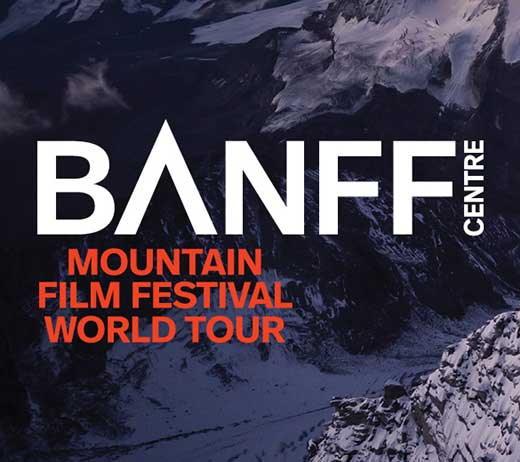 More Info for BANFF CENTRE MOUNTAIN FILM FESTIVAL WORLD TOUR
