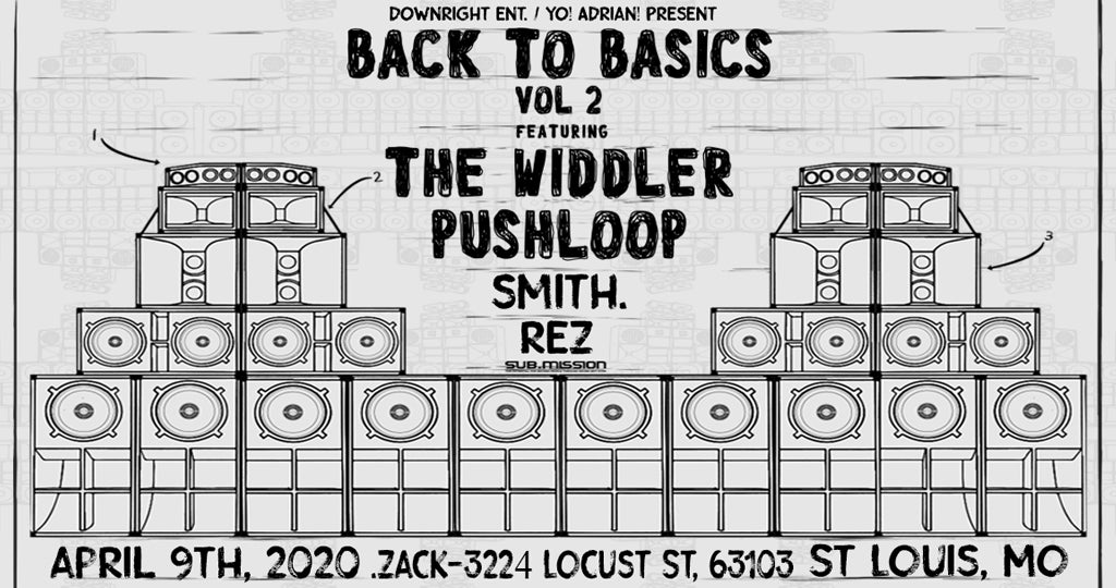 Back To Basics Vol.2 Tour (CANCELLED)