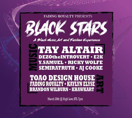 More Info for BLACK STARS