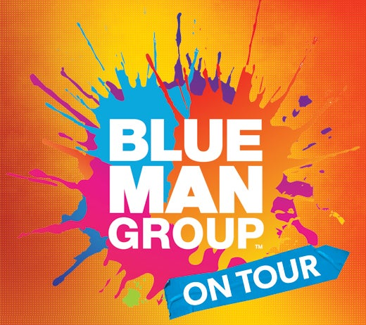 More Info for Blue Man Group (POSTPONED)