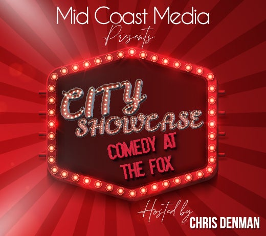 More Info for City Showcase: Comedy at the Fox