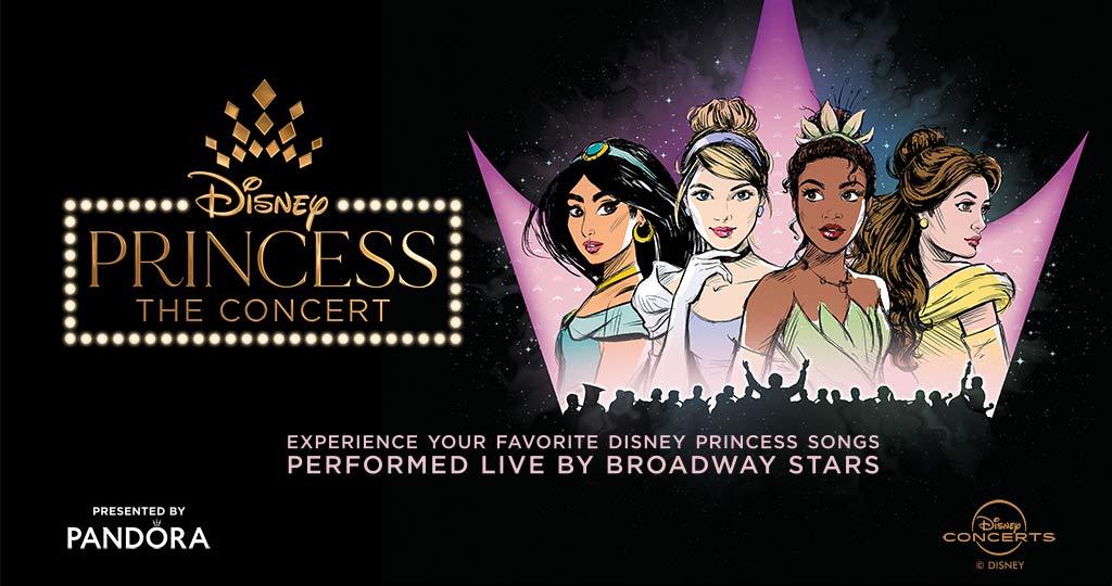 Pandora Presents Disney Princess The Concert (Rescheduled) Slideshow Thumbnail