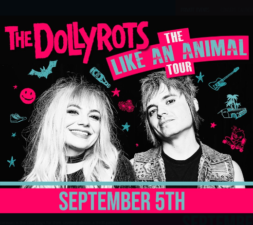 More Info for THE DOLLYROTS