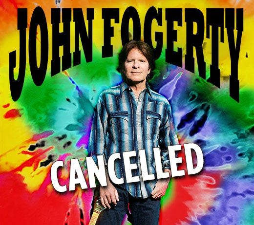 More Info for John Fogerty  (CANCELLED)