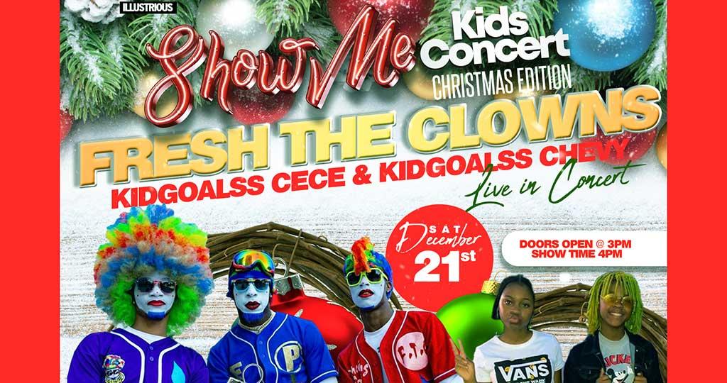 Fresh the Clowns & KidGoalss