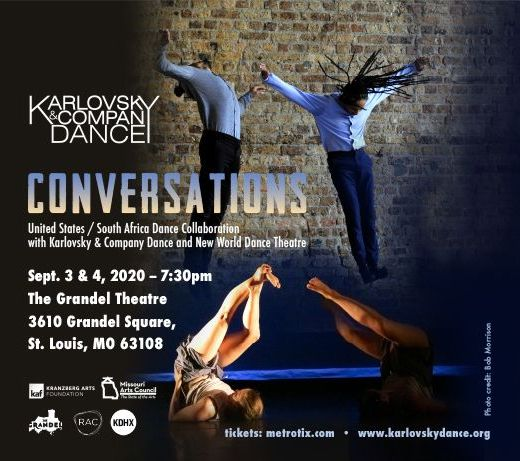 More Info for CONVERSATIONS (CANCELLED)