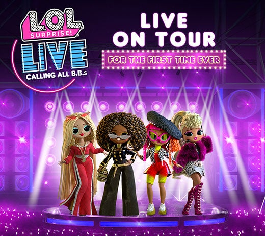 More Info for L.O.L. Surprise! Live: Calling All B.B.s