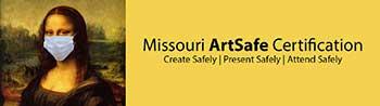 Missouri ArtSafe banner