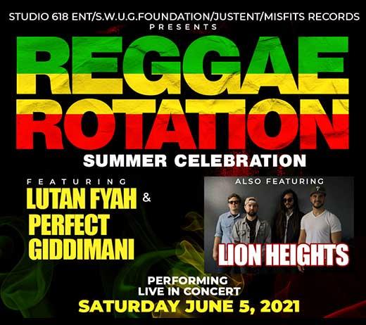 More Info for Reggae Rotation - Summer Celebration