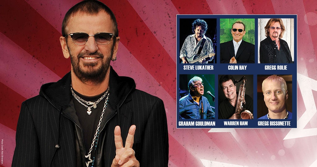 Ringo Starr His All Band