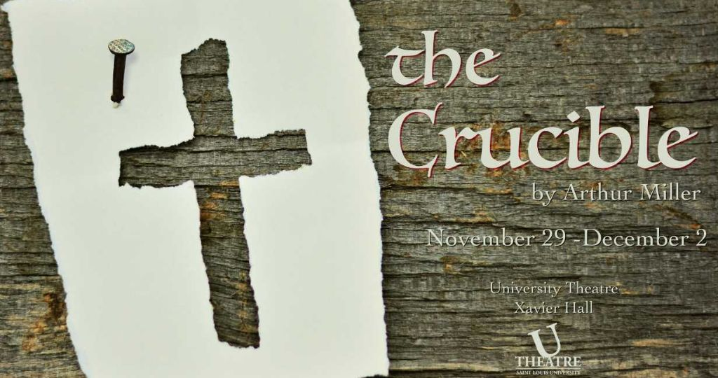 religion in the crucible