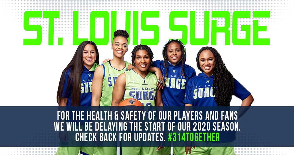 St. Louis Surge - Women's Basketball