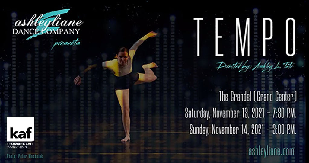 Ashleyliane Dance Company presents TEMPO