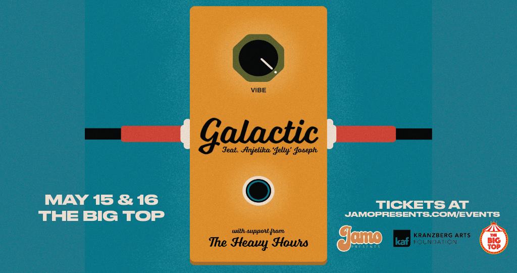 Galactic feat. Anjelika 'Jelly' Joseph