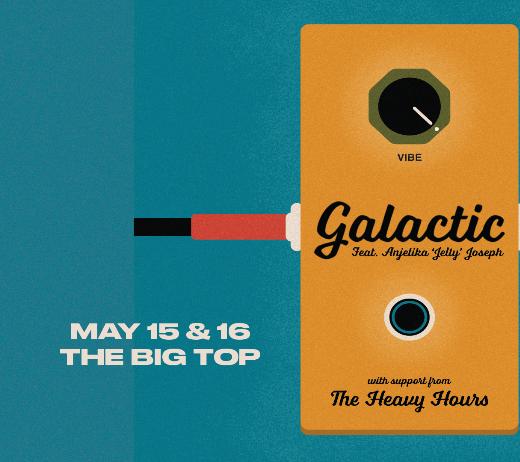 More Info for Galactic feat. Anjelika 'Jelly' Joseph