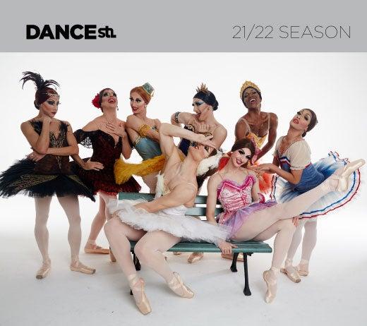More Info for Les Ballets Trockadero de Monte Carlo