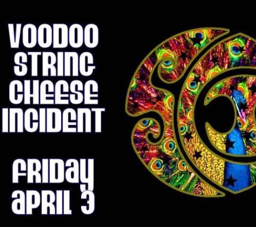 More Info for VOODOO STRING CHEESE INCIDENT (POSTPONED)