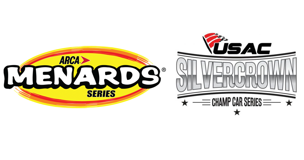 ARCA MENARDS SERIES + USAC SILVER CROWN SERIES DOUBLEHEADER