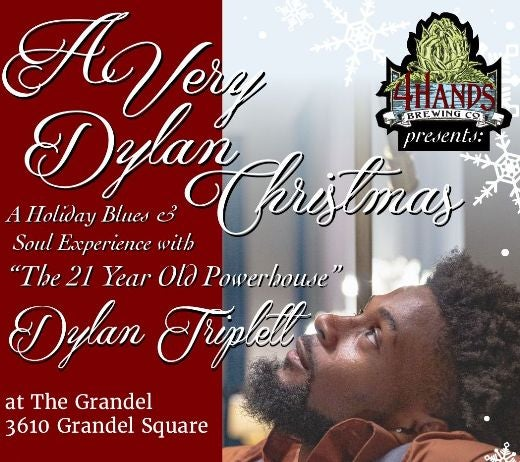 More Info for A VERY DYLAN CHRISTMAS