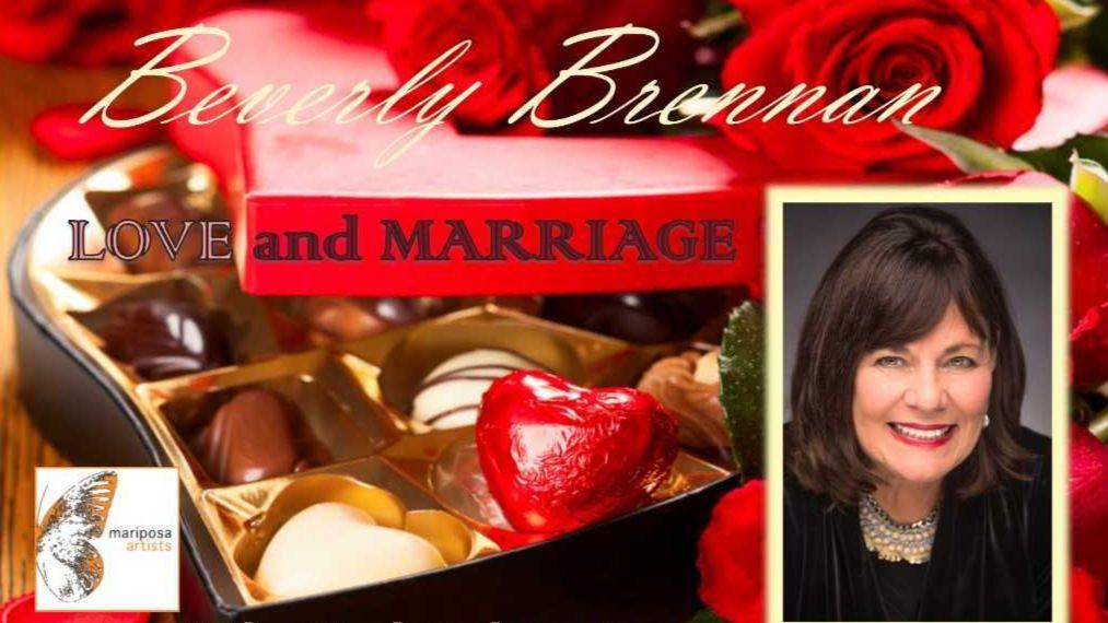 LOVE & MARRIAGE - BEVERLY BRENNAN