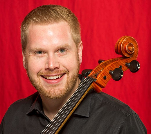 More Info for BJORN RANHEIM, CELLO (RESCHEDULED)