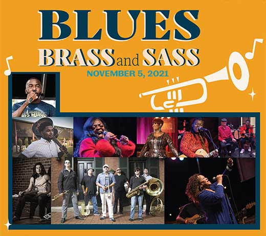 More Info for BLUES, BRASS, AND SASS
