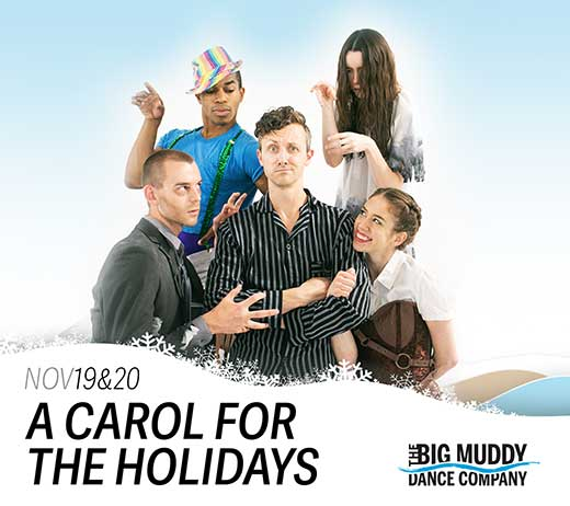 More Info for A CAROL FOR THE HOLIDAYS