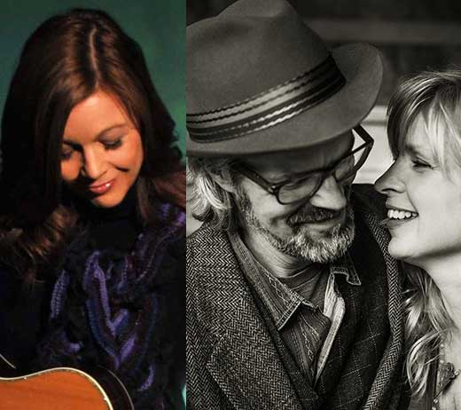 More Info for CARRIE NEWCOMER & OVER THE RHINE