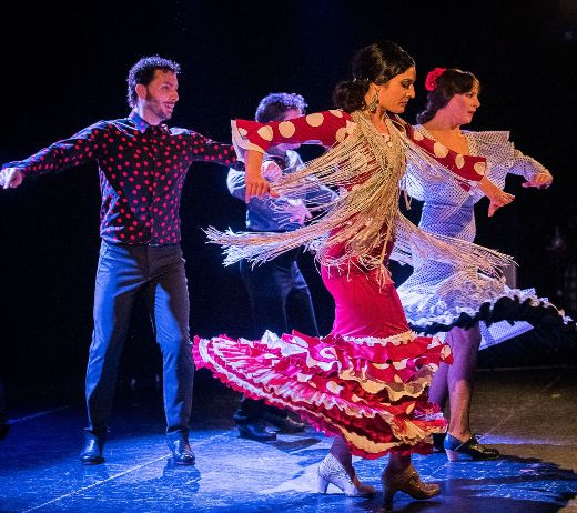 More Info for Flamenco Vivo - Carlota Santana