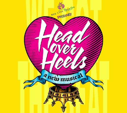 More Info for HEAD OVER HEELS