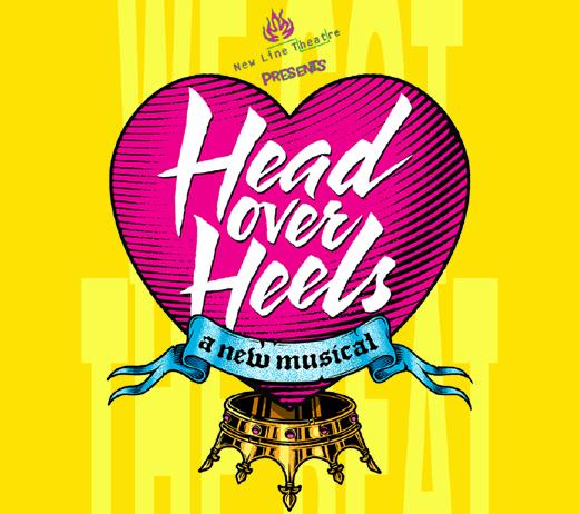 More Info for HEAD OVER HEELS