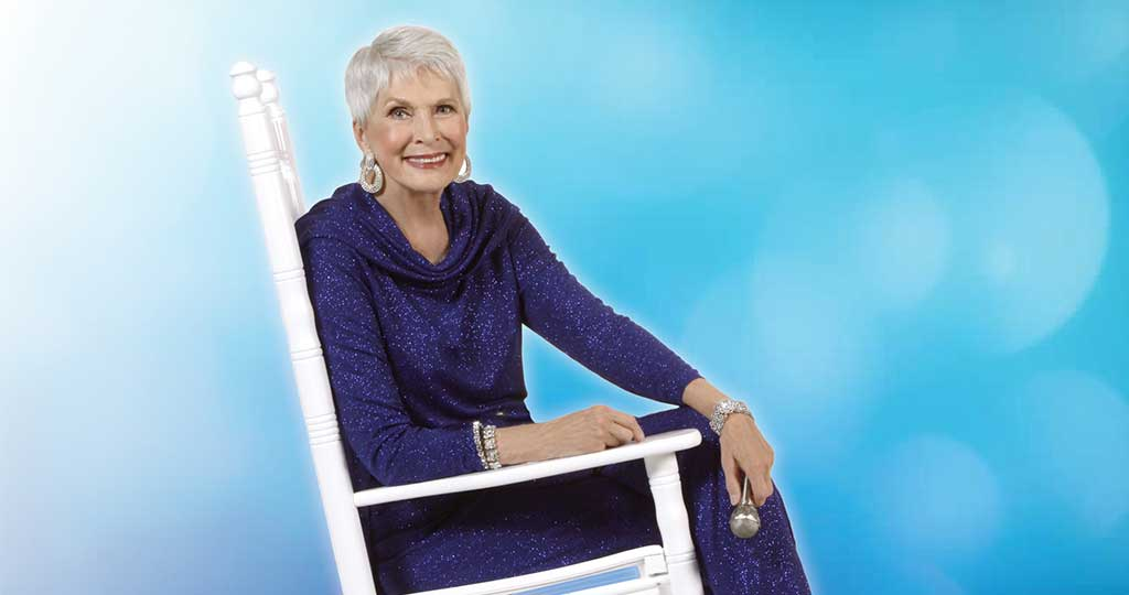 JEANNE ROBERTSON (CANCELLED)