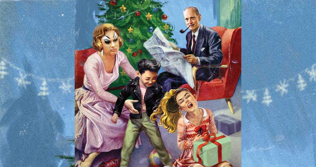 John Waters A Christmas 2020 A John Waters Christmas (RESCHEDULED) | MetroTix