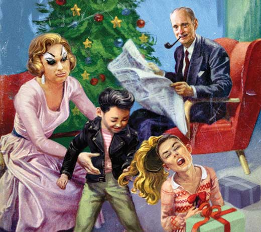More Info for A John Waters Christmas (RESCHEDULED)