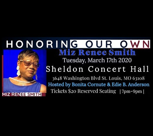 More Info for HONORING OUR OWN: MIZ RENEE SMITH
