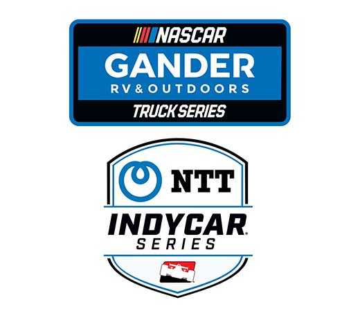 More Info for NASCAR + INDYCAR WEEKEND
