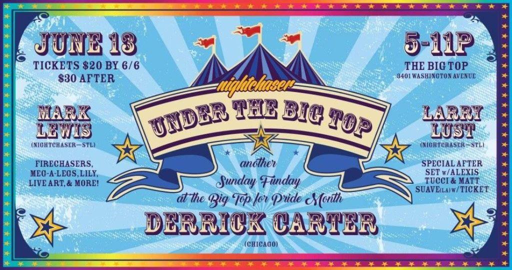 Nightchaser Under the Big Top