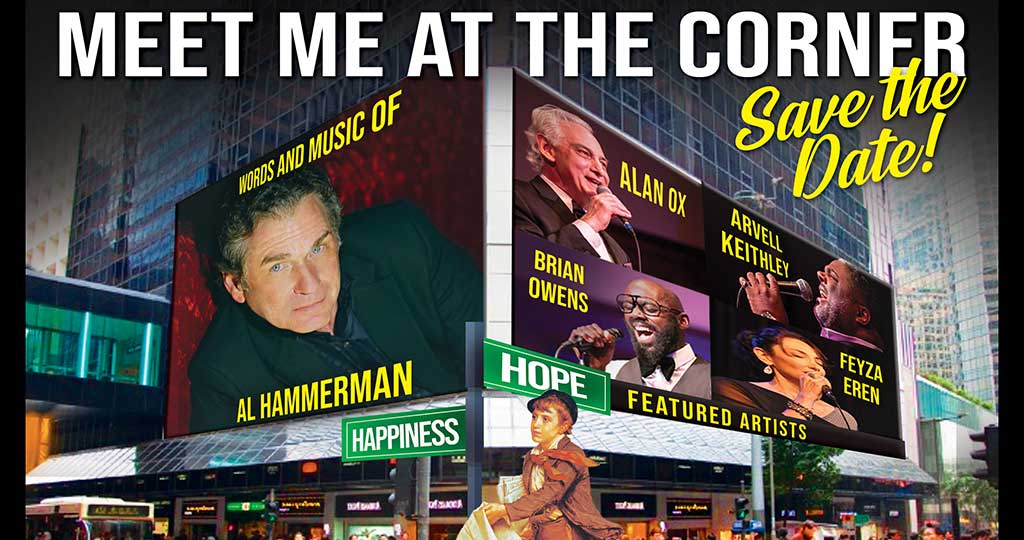 MEET ME AT THE CORNER WITH AL HAMMERMAN