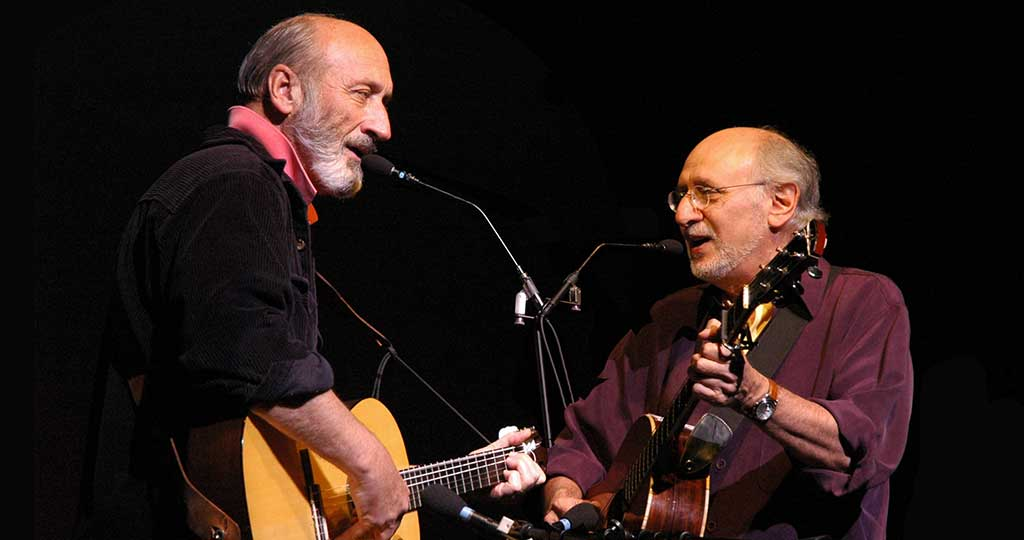 Peter Yarrow & Noel Paul Stookey (RESCHEDULED)