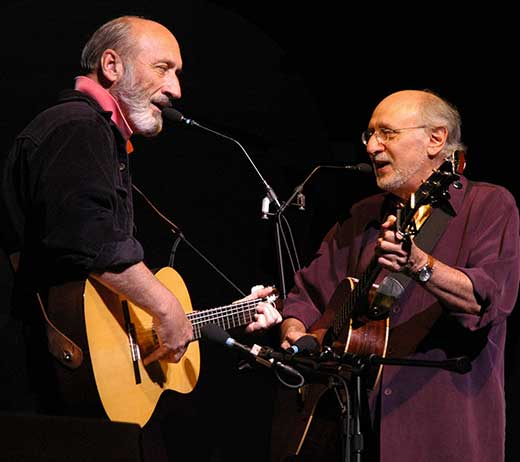 More Info for Peter Yarrow & Noel Paul Stookey (RESCHEDULED)