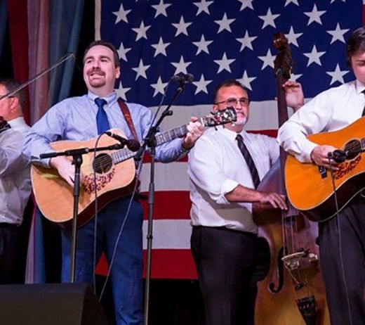 More Info for RALPH STANLEY II & THE CLINCH MOUNTAIN BOYS (POSTPONED)