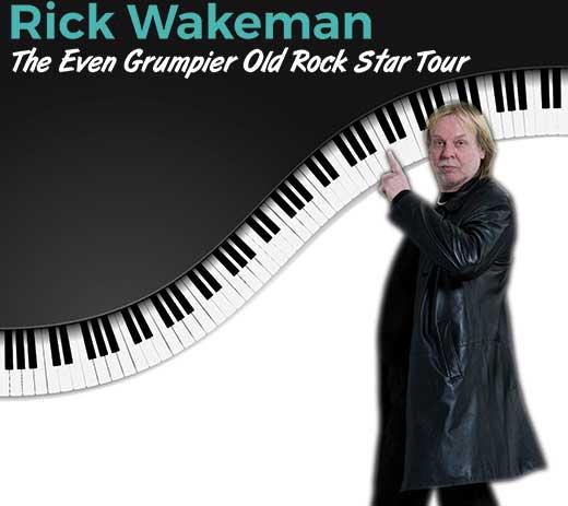 More Info for Rick Wakeman