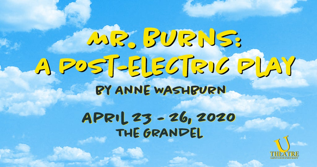 MR. BURNS: A POST ELECTRIC PLAY (CANCELLED)